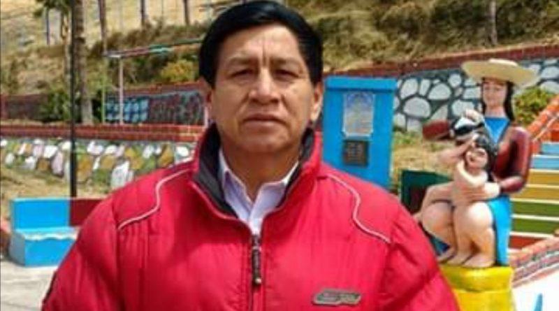 INFARTO ACABÓ CON LA VIDA DE EX FUTBOLISTA Y EX ALCALDE DE HUALGAYOC SEGUNDO GERARDO CÓRDOVA RAMÍREZ.